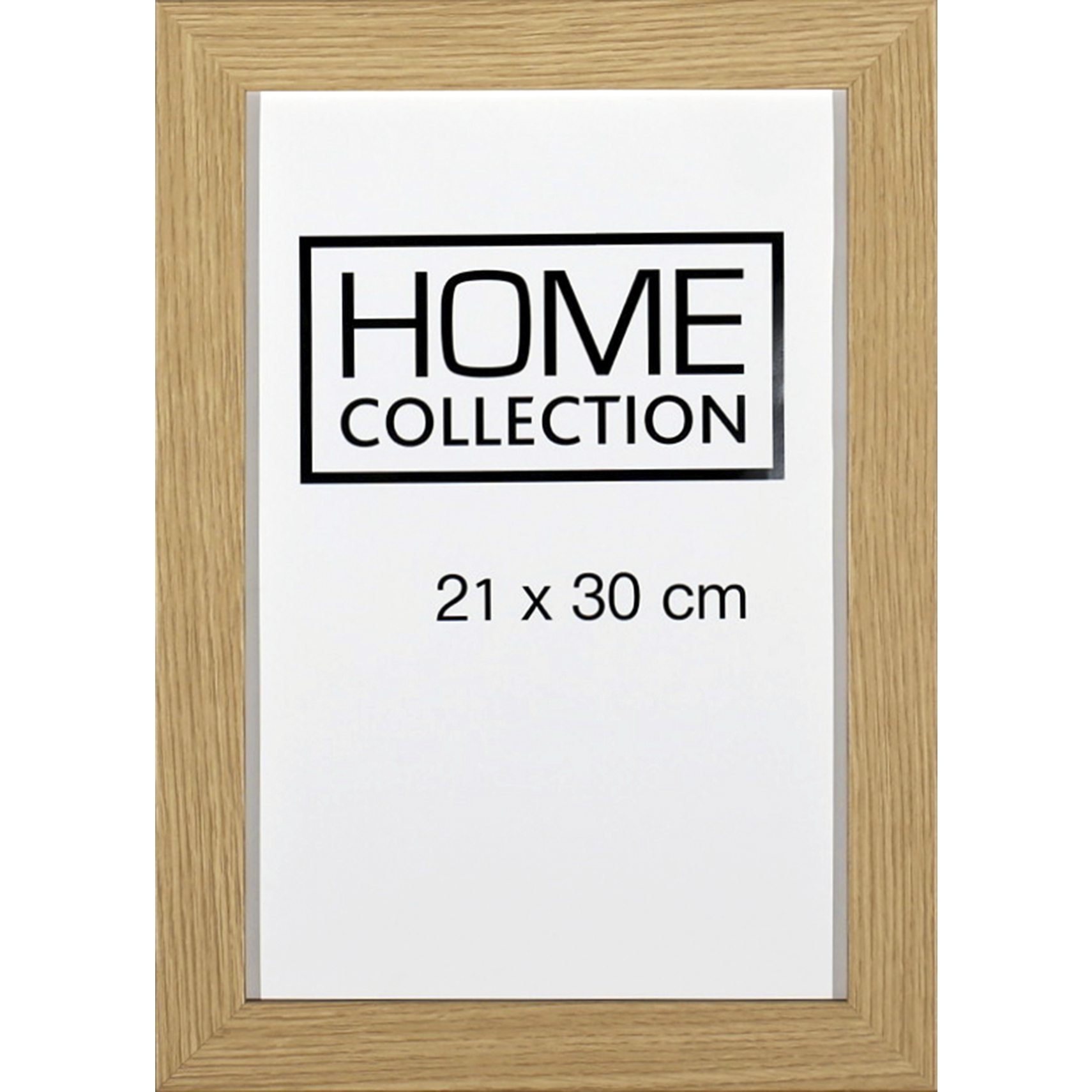 HOME COLLECTION Ramme 21 x 30 x 1 cm - Egetræ ramme