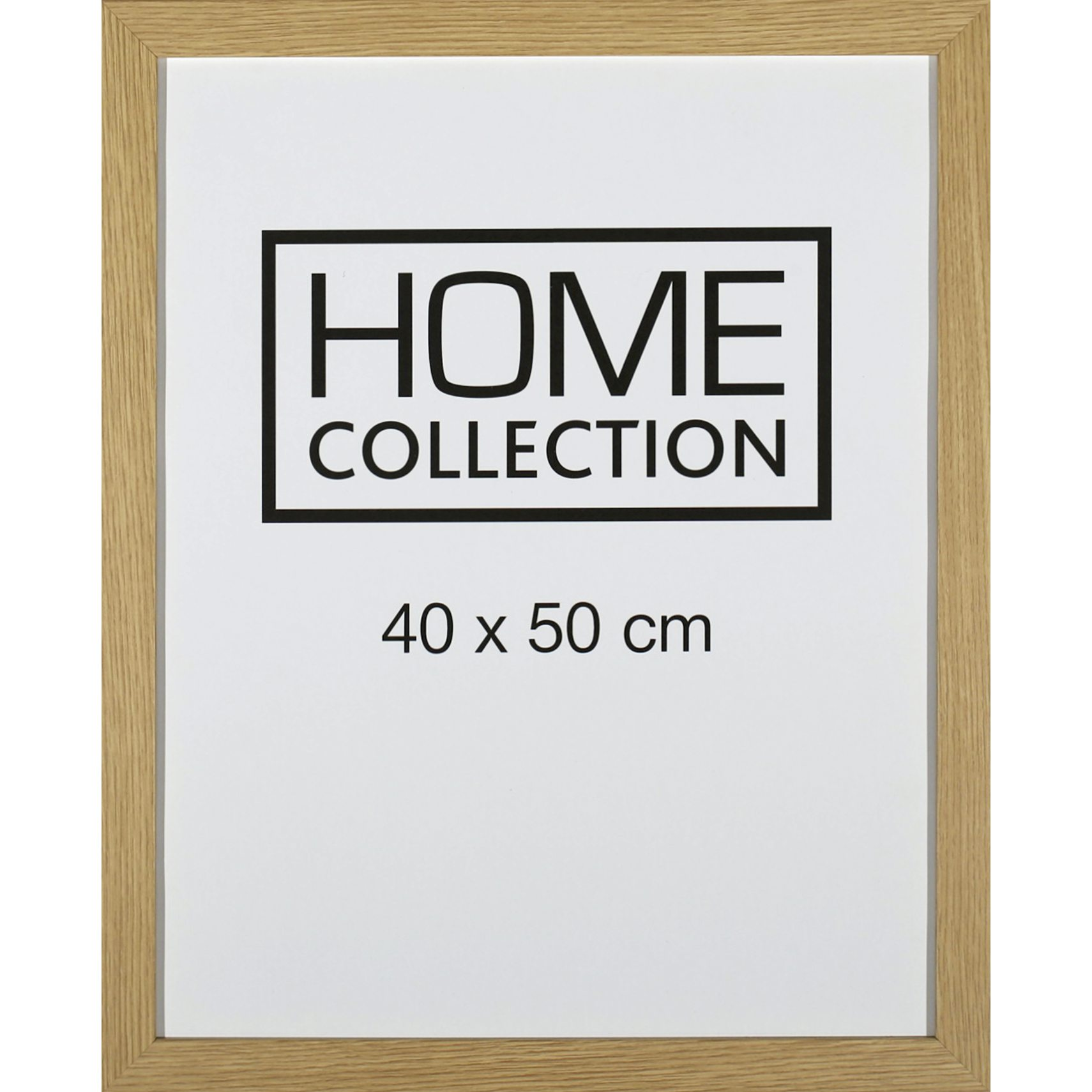 HOME COLLECTION Ramme - Egetræ ramme