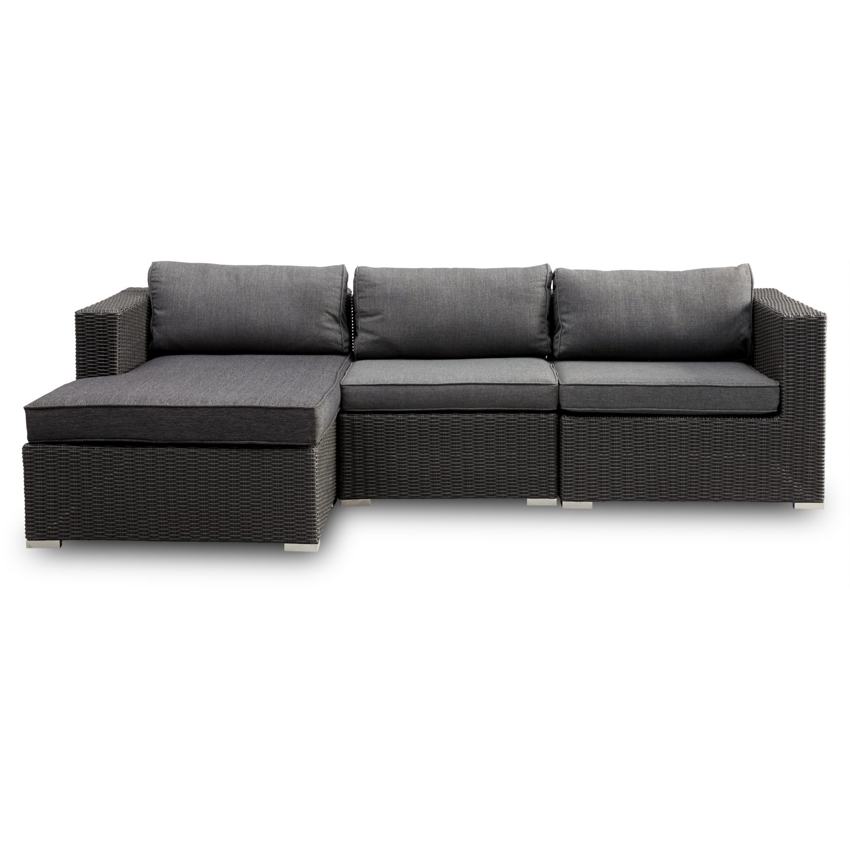 Avignon Loungesofa med chaiselong - Loungesofa med chaiselong