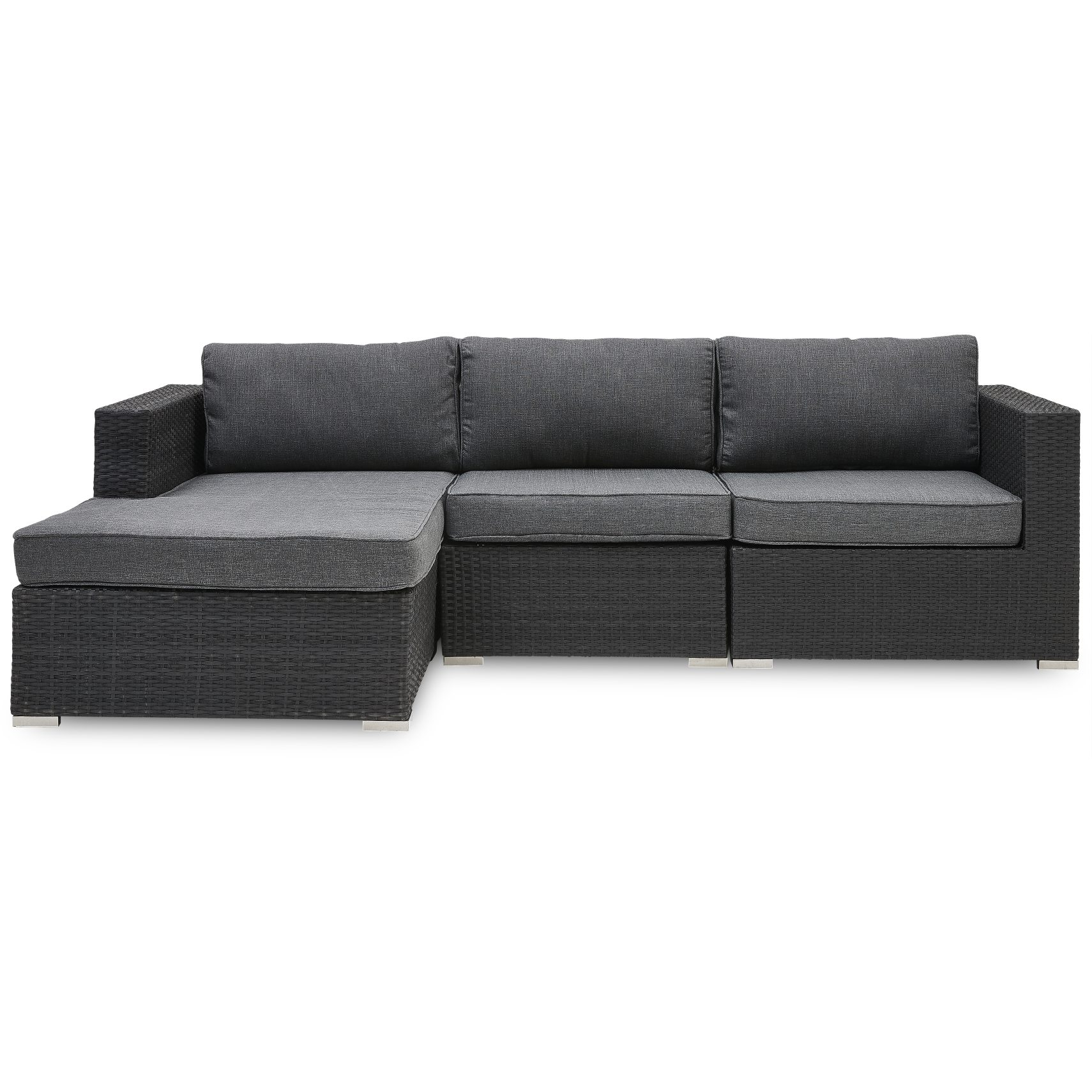 Lyon Loungesofa med chaiselong - Loungesofa med chaiselong