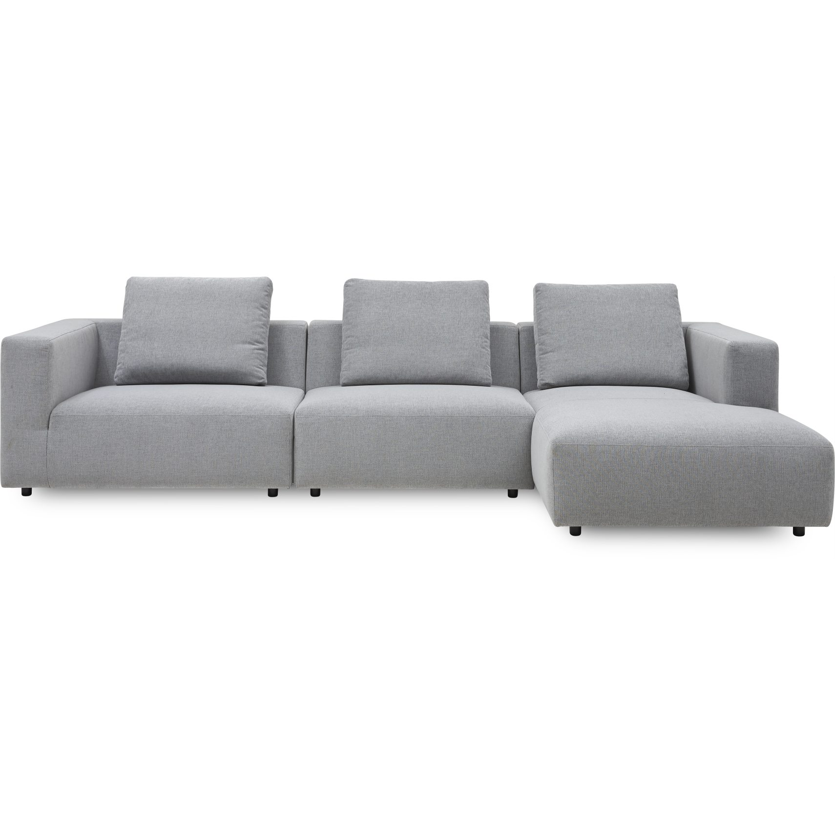 Carmel Sofa med chaiselong - Sofa med chaiselong