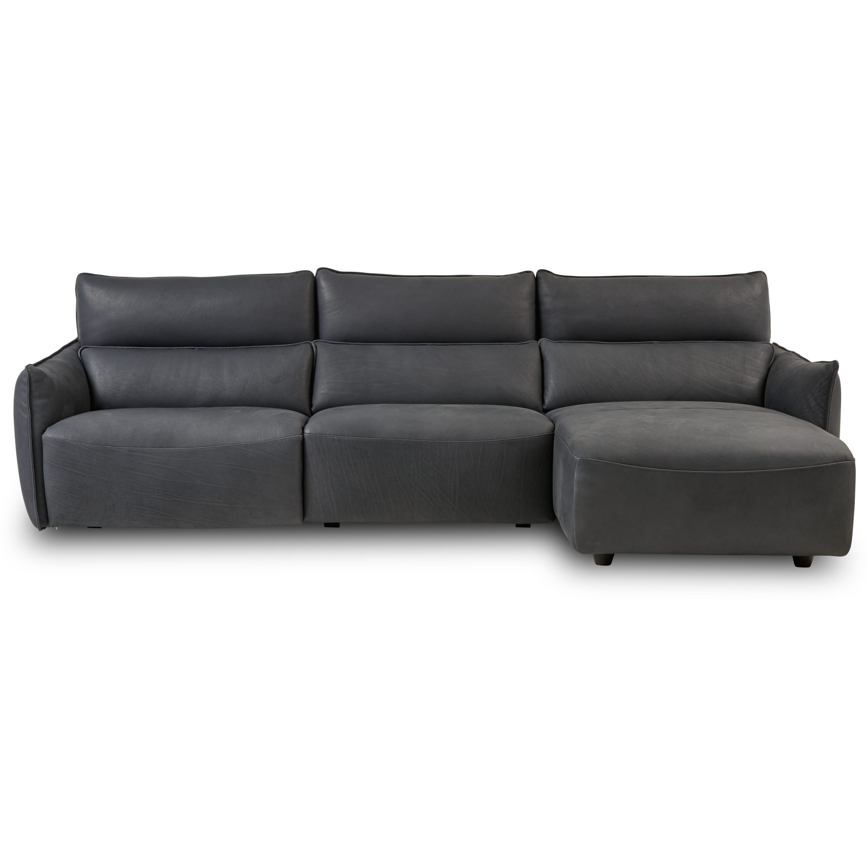 Natuzzi C027 Sofa med chaiselong - Sofa med chaiselong