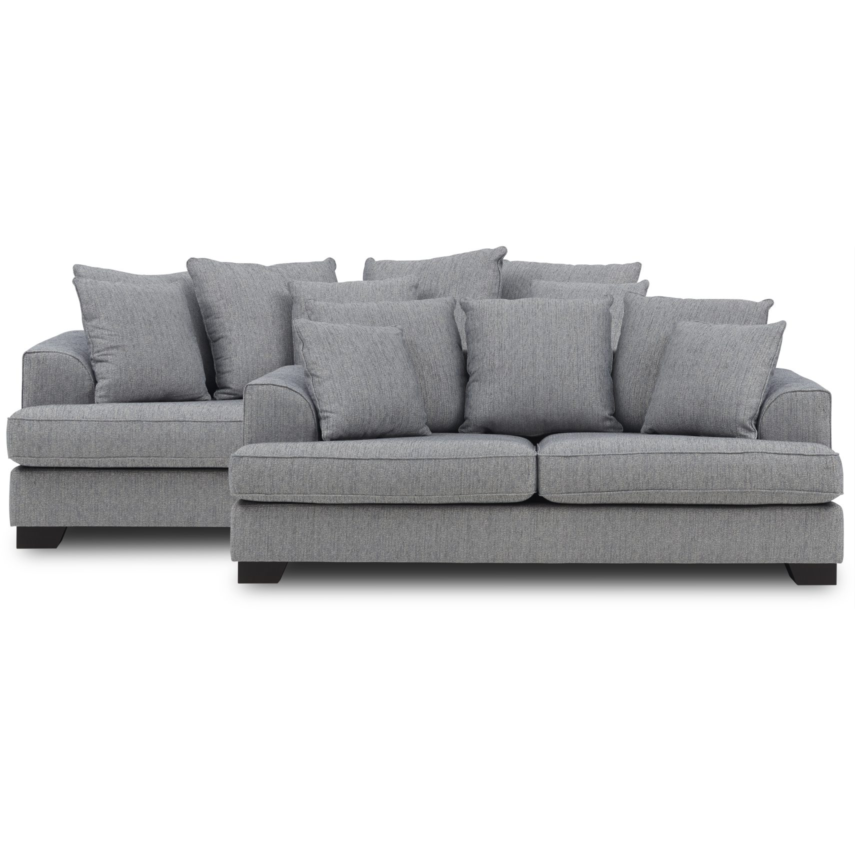 Kingston 3 pers. m/2 sæder Sofa