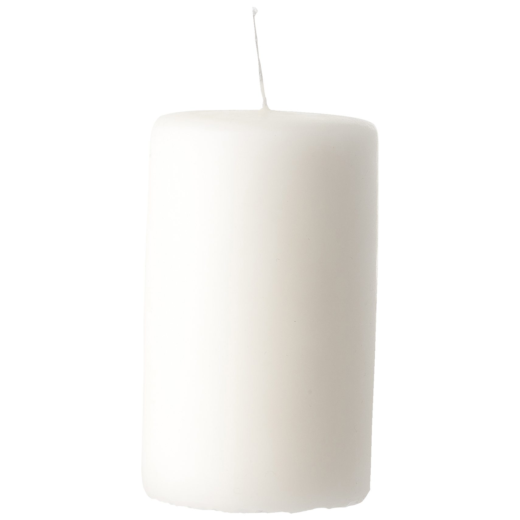 Candle Bloklys - Offwhite paraffin
